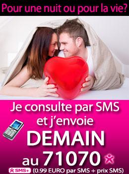 voyance amour par sms